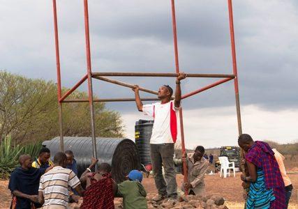 safe water in rural Africa