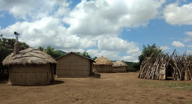 Maasai community