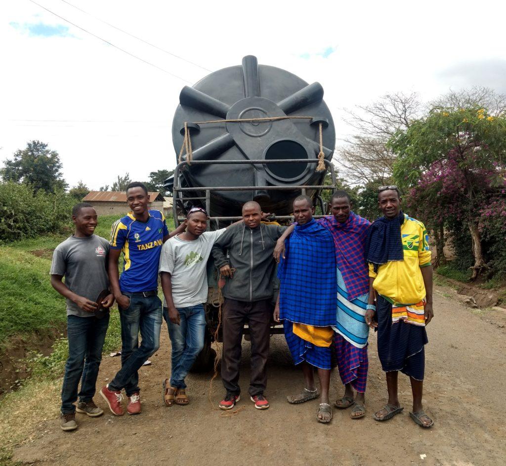 Uhuru Torch 2021 awards International Collaborative